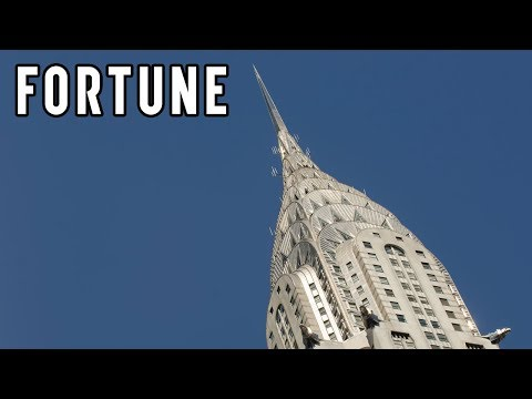 The Iconic Chrysler Building Is Up for Sale I Fortune