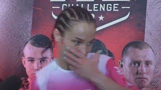 DSF 18: Barbara Nalepka wymiotuje ze zmęczenia po wygranej w Ząbkach