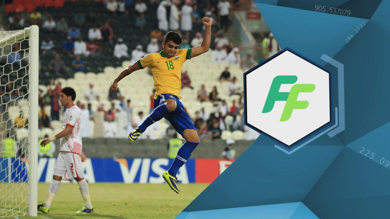Meet Brazil's 'New Neymar'
