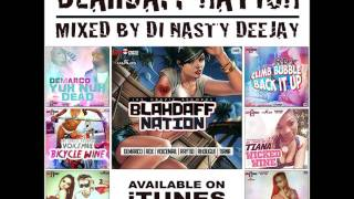 BLAHDAFF NATION RIDDIM #JAYCRAZY RECORDS (MIXED BY Di NASTY)