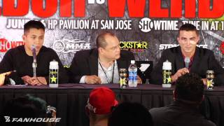 Cung Le, Scott Smith Weigh in on Rematch