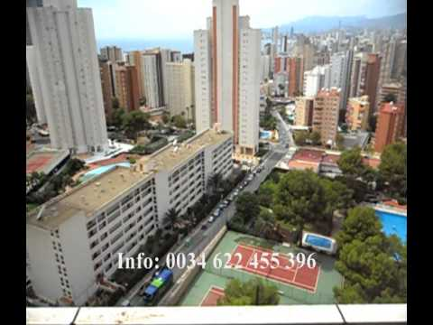 BENIDORM Playmon Park Apartment for sale 65 000 euro  YouTube