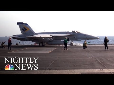 U.S. Sends Military Message To North Korea | NBC Nightly News