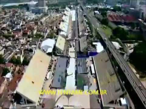 Marquês de Sapucaí (RJ) - Obras de transformação