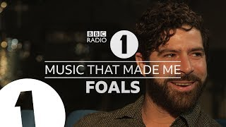 "Music That Made Me: Foals - ""It almost didn't happen."""