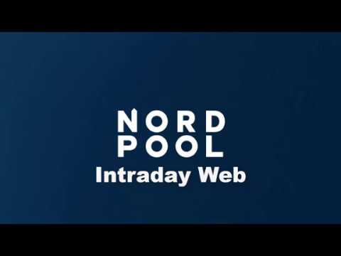 Nord Pool New Intraday Web Demo