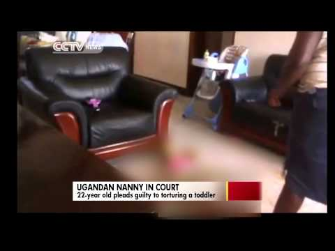 Uganda's Nanny Pleads Guilty in Court to Torturing a Toddler