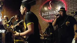 Azato plays original music at Jazz Minds Honolulu Nov 19 2018