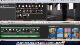 Переходы между клипами в iMovie(В данном видеоуроке мы расскажем вам как добавлять переходы между клипами в приложении iMovie. http://youtube.com/teachvid..., 2012-06-28T14:00:09.000Z)