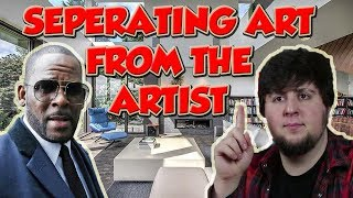 Can Separating Art From The Artist Go Too Far? JonTron, R.Kelly, Michael Jackson