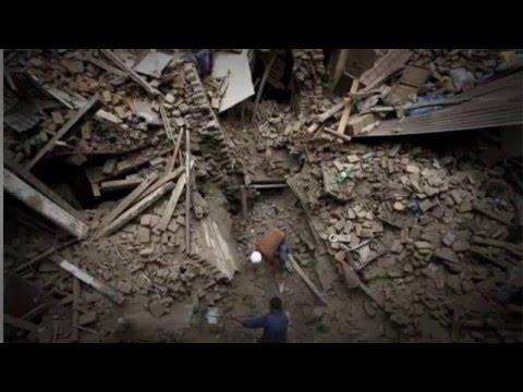Massive 7.1 MEGA-QUAKE shakes CENTRAL ASIA Afghanistan Pakistan 6 Dead 4.10.16  See DESCRIPTION