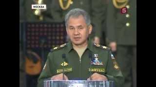 В Москве прошёл первый фестиваль «Армия России»
