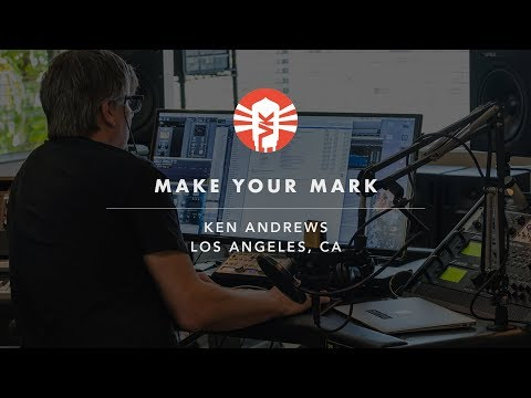 Make Your Mark With Ken Andrews