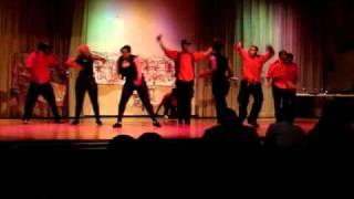 All-Star vs. Hip- Hop Dance Competition Defending Champions (Str8 ill)