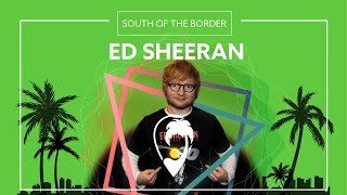 Ed Sheeran, Camila Cabello & Cardi B - South of the Border (Sam Feldt Remix)  [Lyric Video]