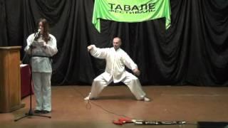 Галица А. Китайское искусство и боевые практики (04.10.2011)