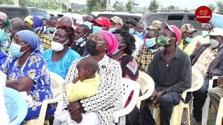 Mudavadi wants IDPs settled and TJRC report made public