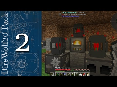 [FR]Minecraft FTB Direwolf20 pack - Actually Additions est MERVEILLEUX!!! - 2