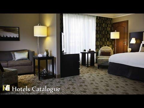 Renaissance Brussels Hotel Room Highlights - 4-star Hotel In Brussels, Belgium