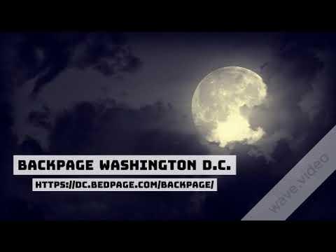 Washington dc backpage com