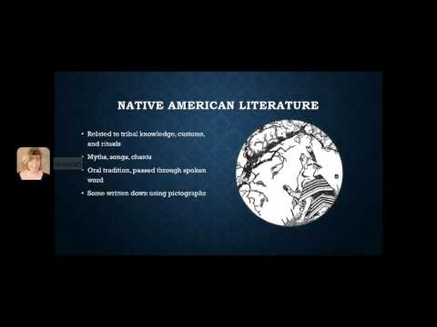 Overview of Colonial Period Literature