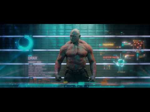 Meet the Guardians of the Galaxy: Drax