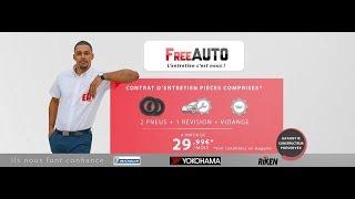 FREE AUTO Martinique ou le contrat d'entretien auto mensualisé Grantomobil.fr 2019