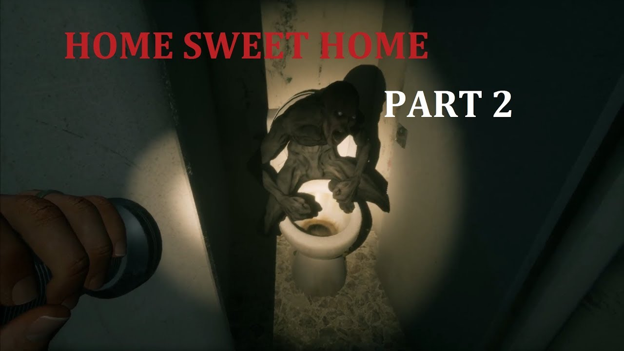 Home Sweet Home Gameplay Part 2 Police Station