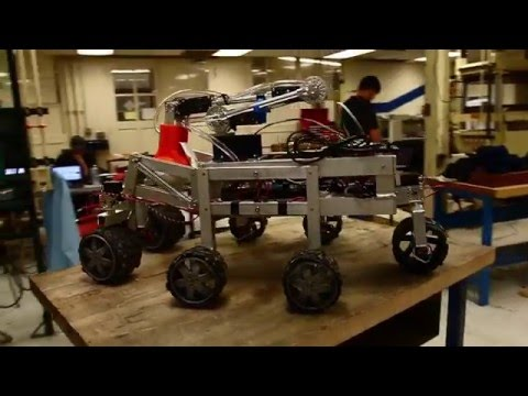 University of Wyoming Cowboy Robotics Mid Project Review
