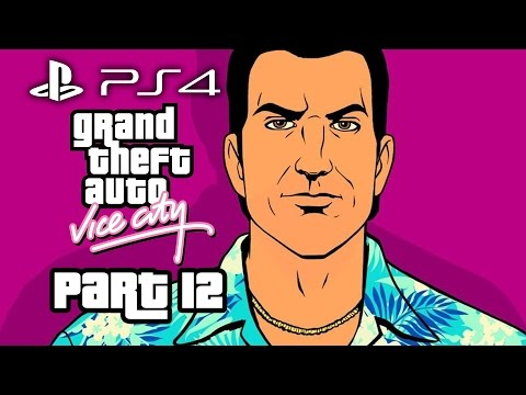 Grand Theft Auto Vice City PS4 Gameplay Walkthrough Part 12 - TROJAN VOODOO