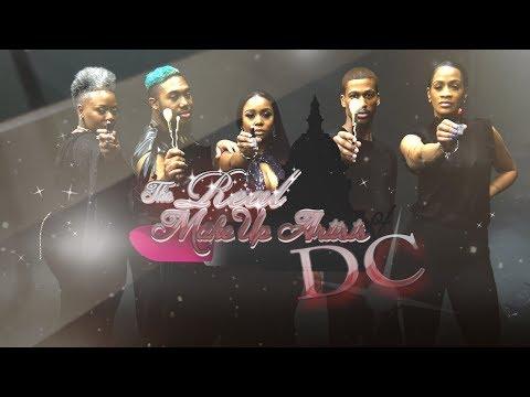The Real MakeUp Artists Of D.C.  Ep.1