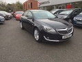DS16ODJ VAUXHALL INSIGNIA SRI NAV CDTI AUTO 5 DOOR HATCHBACK BLACK HEAVY OIL 2016