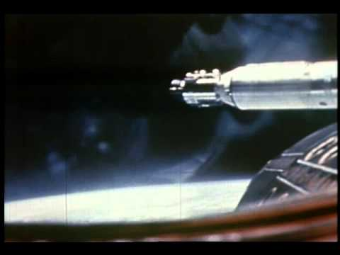Gemini 8, This is Houston Flight
