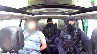 Gendarmerie : Unité d'élite en action