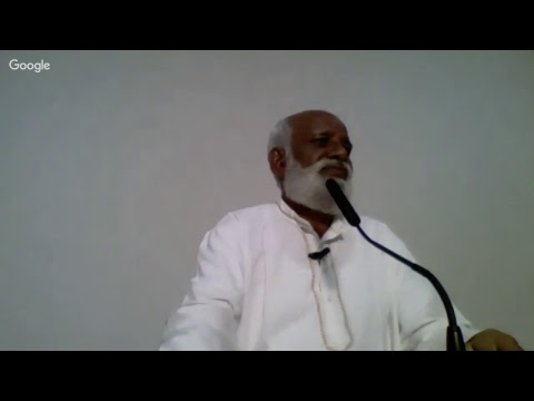 Salem Gnana Muhaam - 08-09 July 2017 - Evening Session
