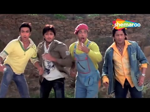 Dhamaal (HD) Hindi Full Movie in 15mins -...