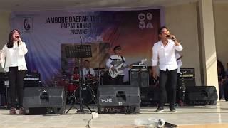 Mars Pemuda Pantekosta - Festival Jambore Daerah GPdI (Glorious Fire) 26 Juni 2019