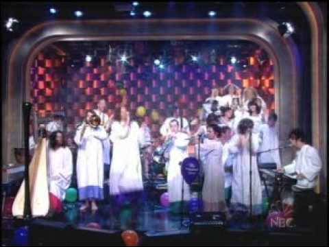 Polyphonic Spree 2003 08 15 Live on Conan