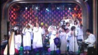 Polyphonic Spree 2003 08 15 Live on Conan