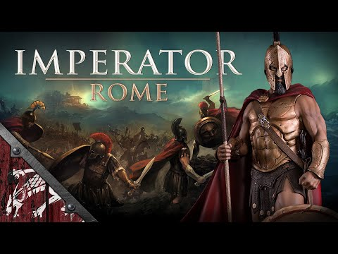 Imperator Rome Archimedes Let's Play Ep4 This Is SPARTA!