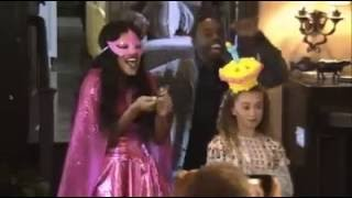 Aleu Moana on Walk The Prank (Disney Channel)