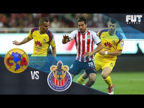 América y Chivas por el boleto a las semifinales de Copa MX