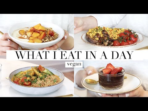 What I Eat in a Day #50 (Vegan) | JessBeautician