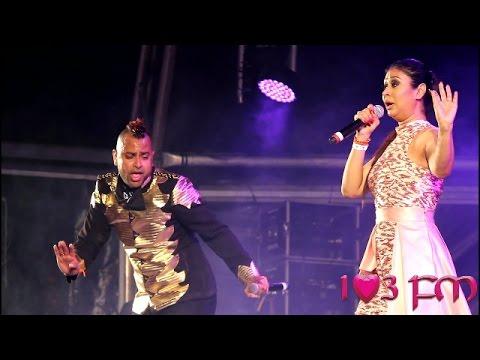 Gungroo - Nisha B & Ravi B at Chutney Brass!