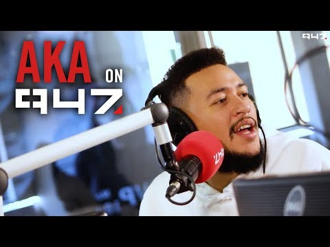 #TouchMyBlood interview with Greg and Lucky (and AKA of course)