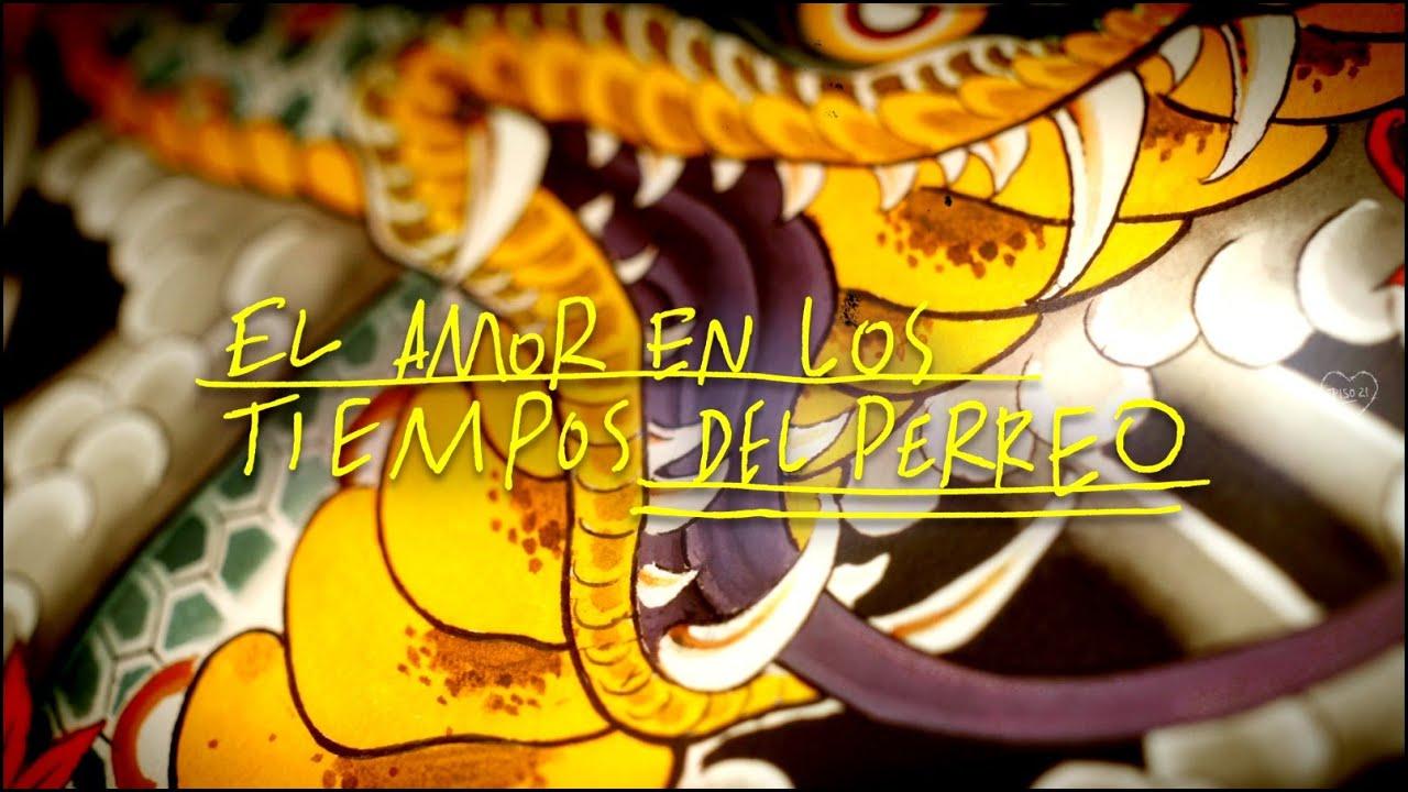 Piso 21 - El Amor En Los Tiempos Del Perreo (Lyric Video)