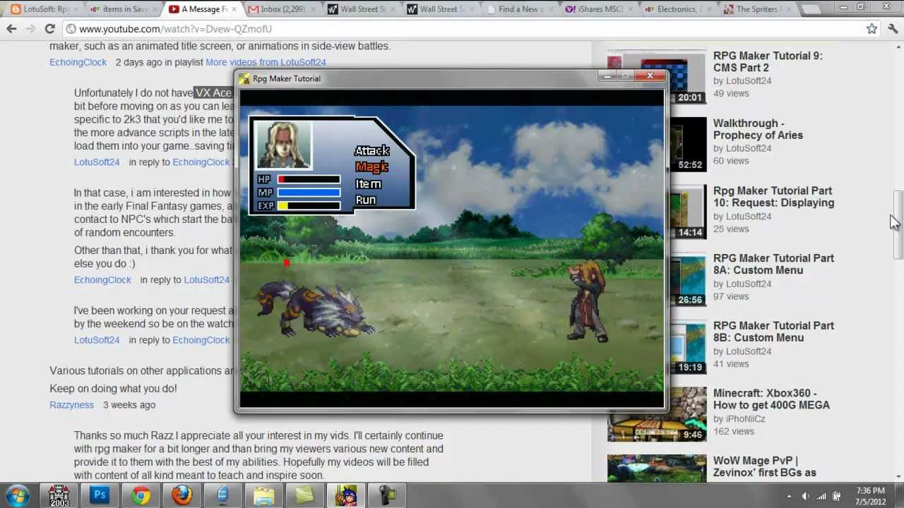 rpg maker mv how to make a battle formation