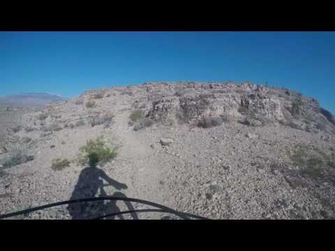Ike's Peek Loop Trail, Las Vegas NV