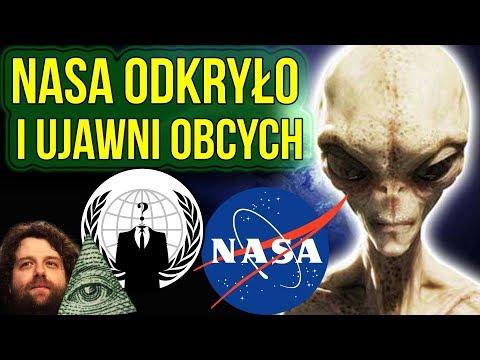 NASA Odkryło Obcą Cywilizację i Ogłosi Istnienie Obcych