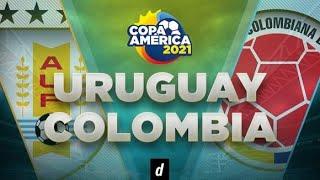 Colombia vs Uruguay EN VIVO por Copa América | [Caracol TV] | VTV | Directv